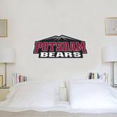 1.5 ft x 3 ft Fan WallSkinz-Potsdam Bears w/ Mountains