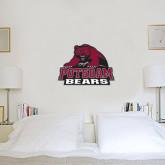 1.5 ft x 2 ft Fan WallSkinz-Potsdam Bears - Official Logo