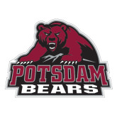 Large Decal-Potsdam Bears - Official Logo