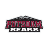 Small Decal-Potsdam Bears w/ Mountains