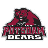 Extra Large Decal-Potsdam Bears - Official Logo