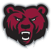 Extra Large Decal-Bear Head