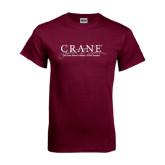 Maroon T Shirt-Crane School of Music