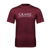 Performance Maroon Tee-Crane School of Music