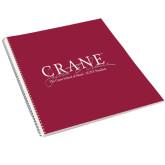 College Spiral Notebook w/Clear Coil-Crane School of Music