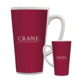 Full Color Latte Mug 17oz-Crane School of Music