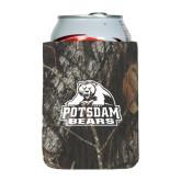 Collapsible Camo Can Holder-Potsdam Bears - Official Logo