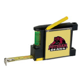Measure Pad Leveler 6 Ft. Tape Measure-Potsdam Bears - Official Logo