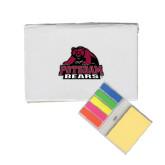 Micro Sticky Book-Potsdam Bears - Official Logo