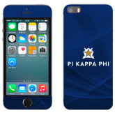 iPhone 5/5s Skin-Pi Kappa Phi Stacked
