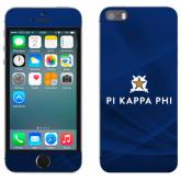 iPhone 5/5s Skin-Pi Kappa Phi Stacked