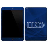 iPad Mini 3 Skin-Greek Letters - 2 Color