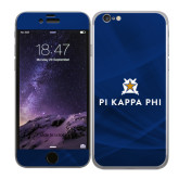 iPhone 6 Skin-Pi Kappa Phi Stacked