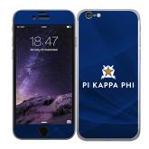 iPhone 6 Skin-Pi Kappa Phi Stacked