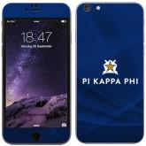 iPhone 6 Plus Skin-Pi Kappa Phi Stacked