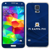 Galaxy S5 Skin-Pi Kappa Phi Stacked