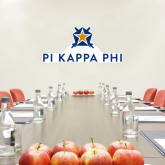 2 ft x 4 ft Fan WallSkinz-Pi Kappa Phi Stacked