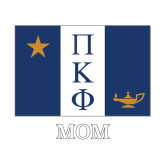 Mom Decal-Flag