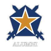 Alumni Decal-Star