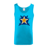Light Blue Tank Top-Star