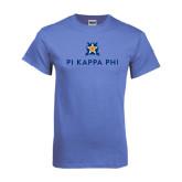 Arctic Blue T Shirt-Pi Kappa Phi Stacked