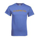 Arctic Blue T Shirt-Arched Pi Kappa Phi