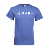 Arctic Blue T Shirt-Arched Pi Kapp