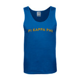 Royal Tank Top-Arched Pi Kappa Phi