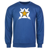 Royal Fleece Crew-Star