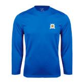 Performance Royal Longsleeve Shirt-Star
