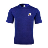 Performance Royal Heather Contender Tee-Star