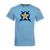 Light Blue T-Shirt-Star