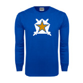 Royal Long Sleeve T Shirt-Star