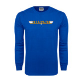 Royal Long Sleeve T Shirt-Top Gun