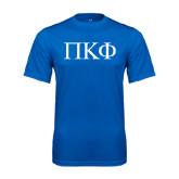 Performance Royal Tee-Greek Letters