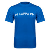 Syntrel Performance Royal Tee-Arched Pi Kappa Phi