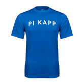 Performance Royal Tee-Arched Pi Kapp