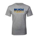 Grey T Shirt-Rush