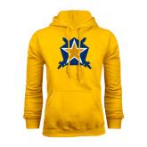 Gold Fleece Hoodie-Star