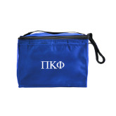 Six Pack Royal Cooler-Greek Letters