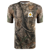 Realtree Camo T Shirt-Star
