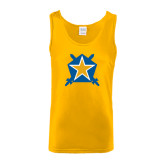 Gold Tank Top-Star