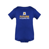 Royal Infant Onesie-Future Pi Kappa Phi w/ Star