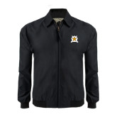 Black Players Jacket-Star