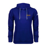 Adidas Climawarm Royal Team Issue Hoodie-Greek Letters