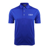 Royal Dry Mesh Polo-Greek Letters