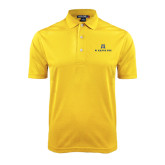Gold Dry Mesh Polo-Pi Kappa Phi Stacked