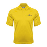 Gold Dri Mesh Pro Polo-Pi Kappa Phi Stacked