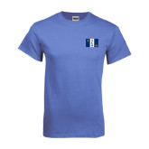 Arctic Blue T Shirt-Flag