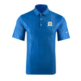 Nike Dri Fit Royal Embossed Polo-Star